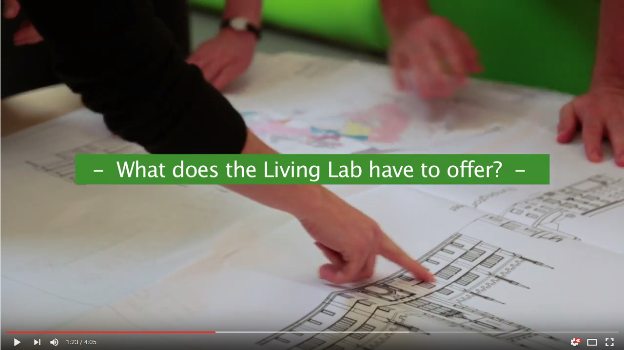 Cambridge - The Living Laboratory